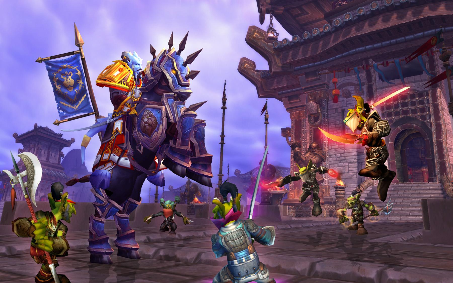 Même un clone limité de World of Warcraft demanderait des ressources considérables.