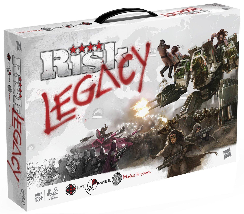 Risk Legacy, celui par lequel tout a commencé...