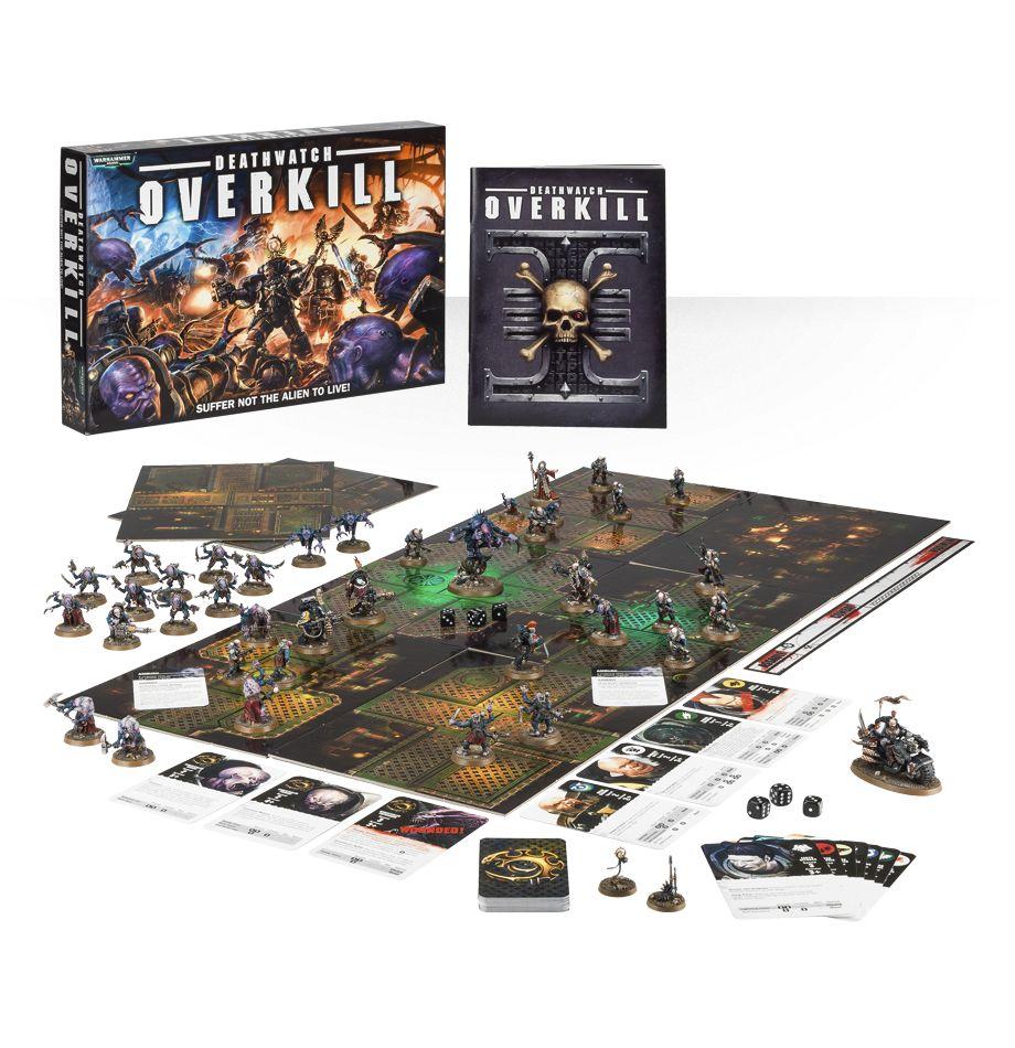 Deathwatch: Overkill et Warhammer Quest sont les titres phare du moment. Malgré certaines simplifications, ils tournent bien et peuvent facilement plaire aux amateurs de dungeon crawlers.