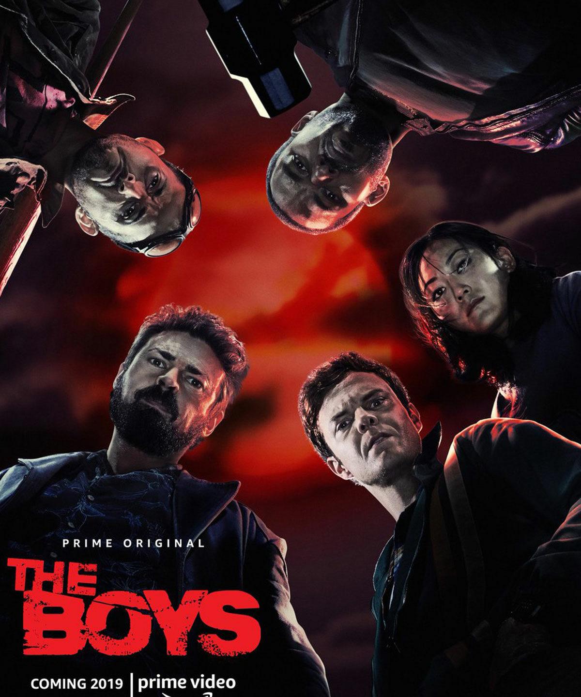 The Boys, une série bien trash comme il faut, disponible sur Prime Video, 49 euros par an.