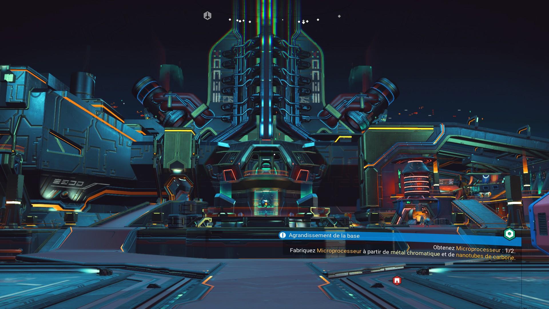 Dans le Nexus, vous pourrez rejoindre une trentaine d'autres joueurs (ou une dizaine sur console).