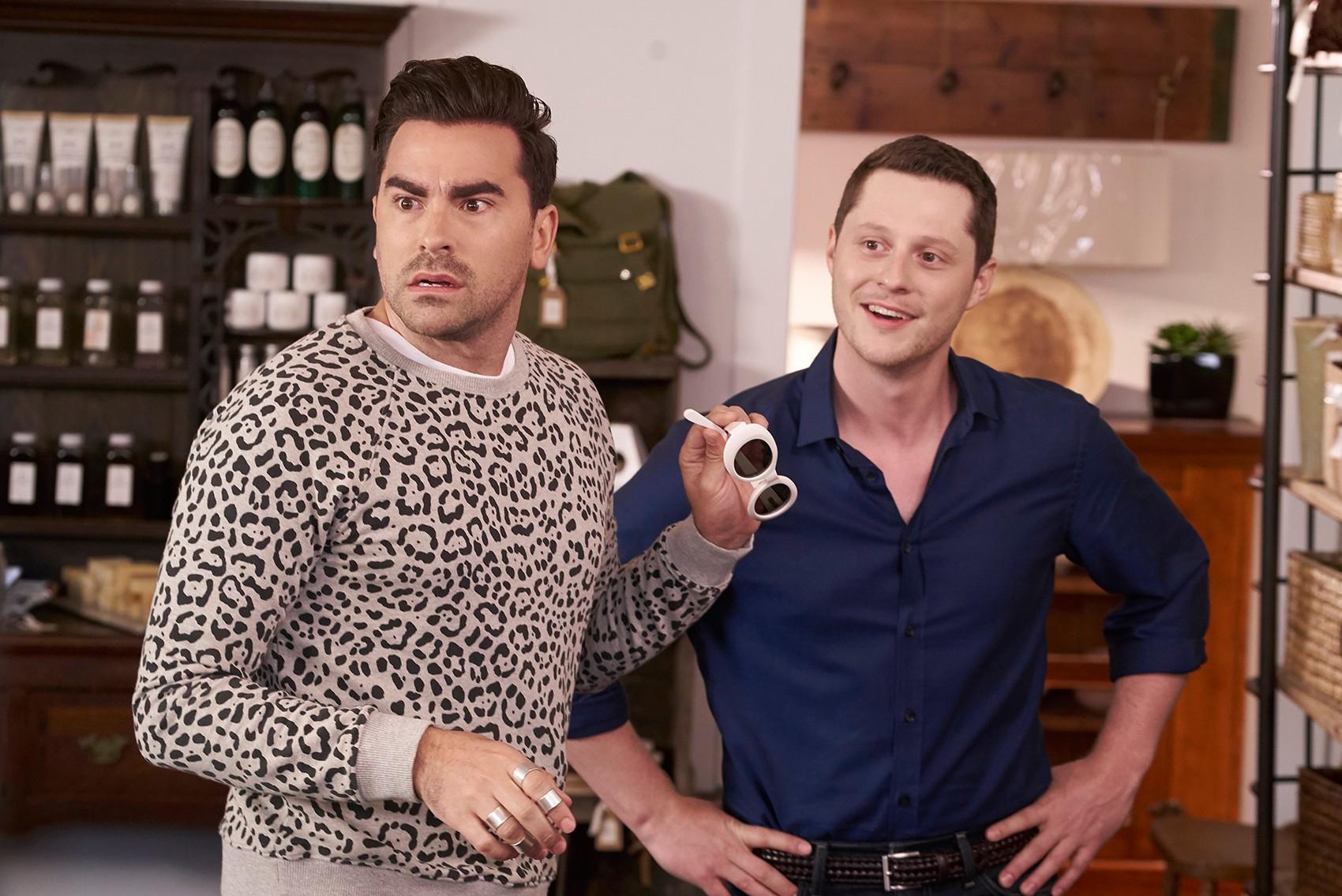 Une série en six saisons (80 épisodes) d'Eugene et Daniel Levy, que Canal+ devrait diffuser dans le courant de l'année.