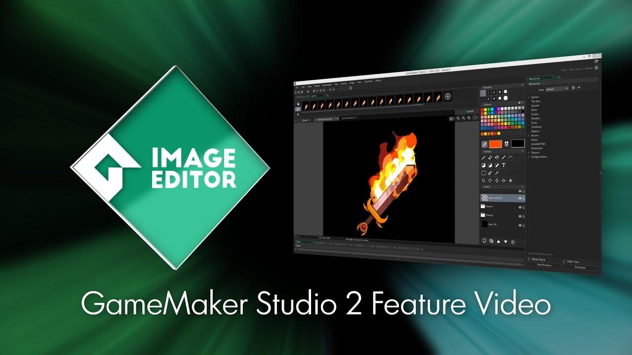 GameMaker Studio.
