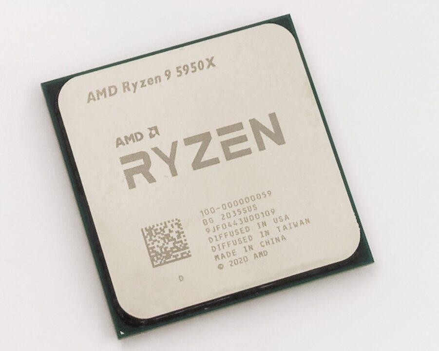 La nouvelle gamme Ryzen 5000 remporte tous les suffrages.