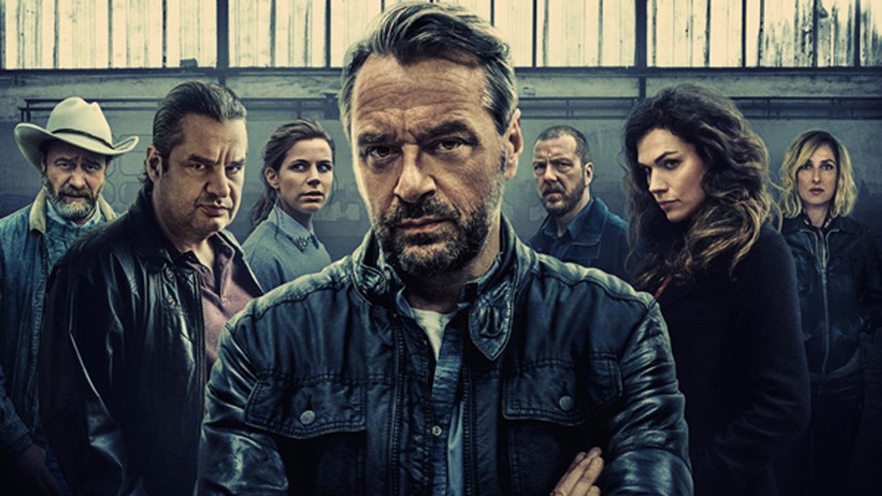 Undercover, une série télévisée en deux saisons, disponible sur Netflix.