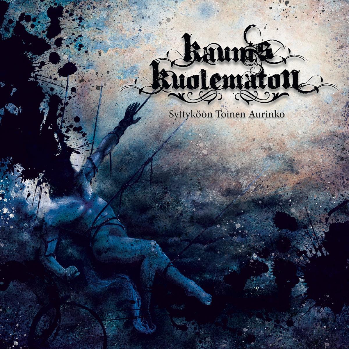 Kaunis Kuolematon, un groupe de metal finlandais aux titres de chansons imprononçables, à découvrir sur Spotify ou YouTube et sans oublier qu'acheter un CD, c'est toujours sympa.