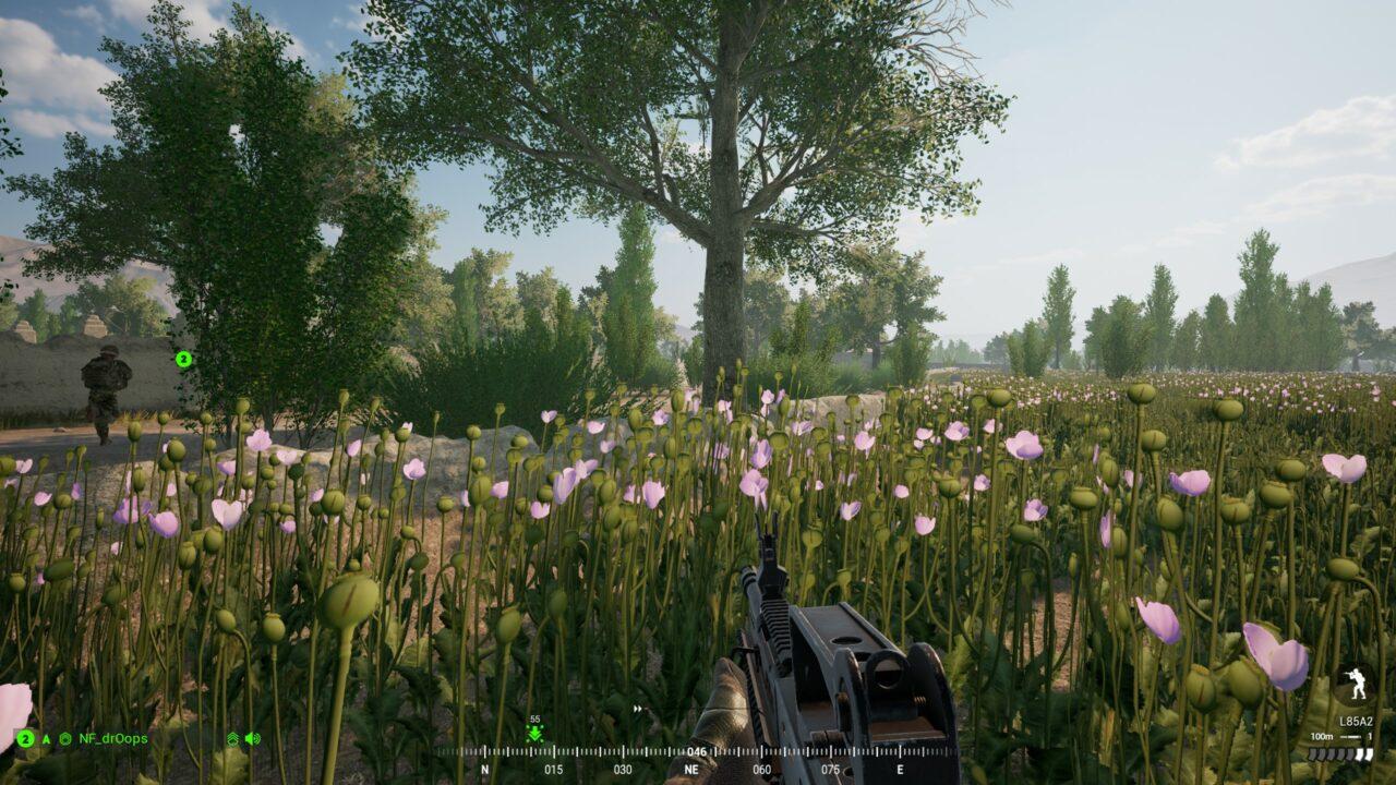 Les jeux de shoot tactique sont l'opium du peuple.