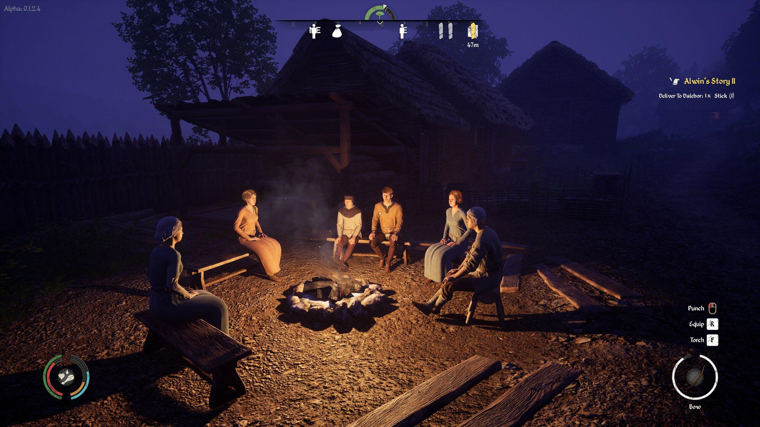 C'était ça, une «pure soirée entre potes» au Moyen-Âge. Pas de téléphone portable, pas de musique «lounge» en fond sonore, et un demi-bol de cidre maximum par personne. Ils avaient tout compris. À quel moment notre civilisation a-t-elle dérapé ?
