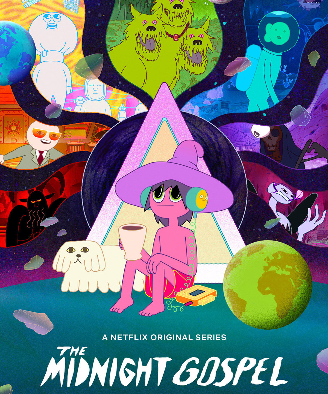 Une série animée de Duncan Trussell et Pendleton Ward, disponible sur Netflix.