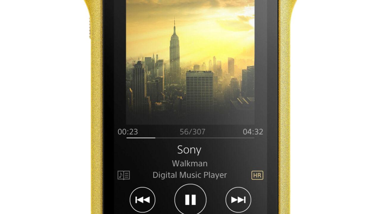 NW-WM1Z Walkman Signature Series (Sony)