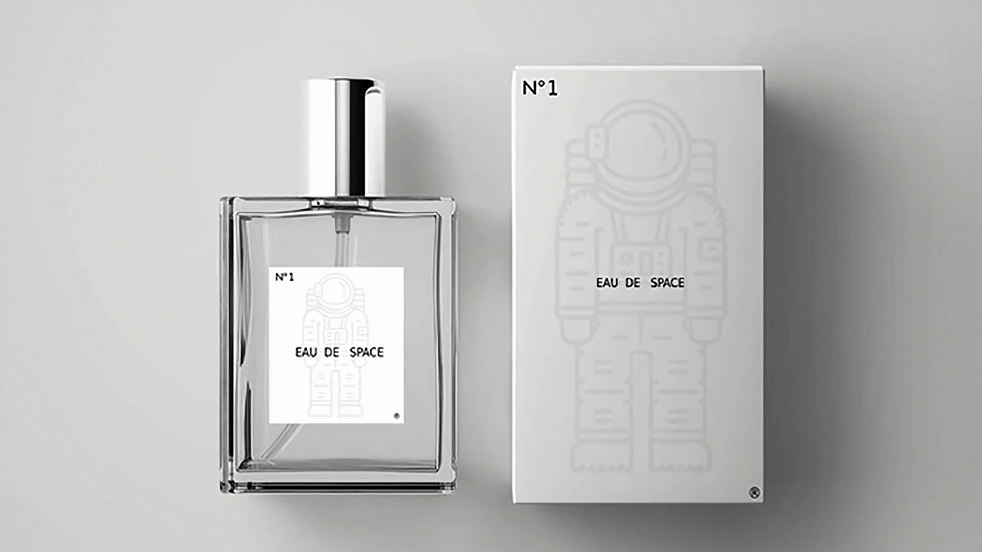 Eau de Space