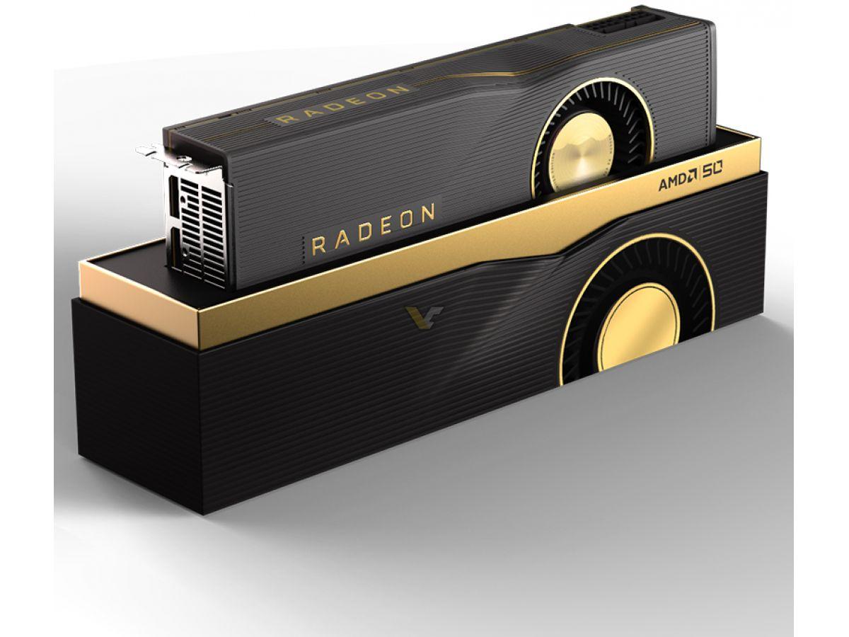 La Radeon 5700 XT existe dans une édition spéciale avec la signature de la patronne.