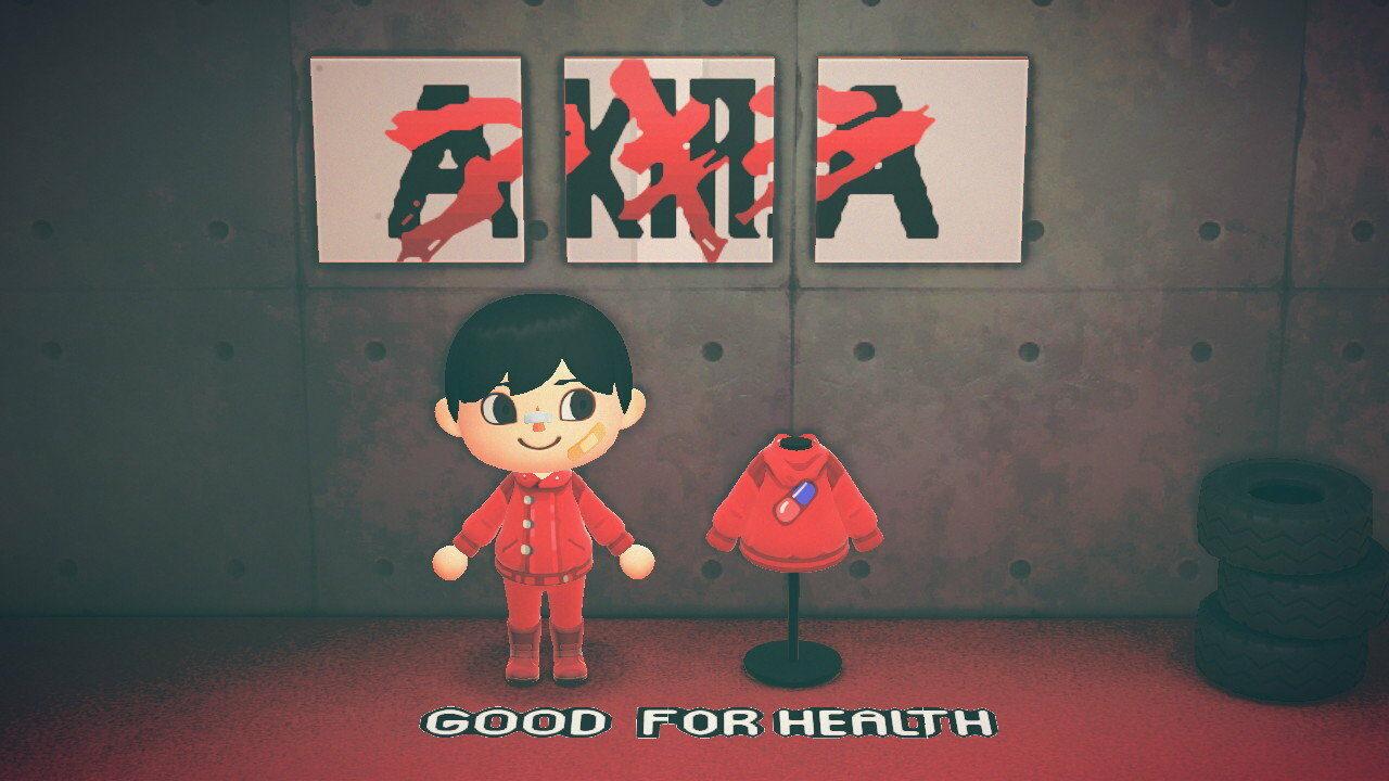 Akira par Alex Kubodera Reeves (@KeiKube).