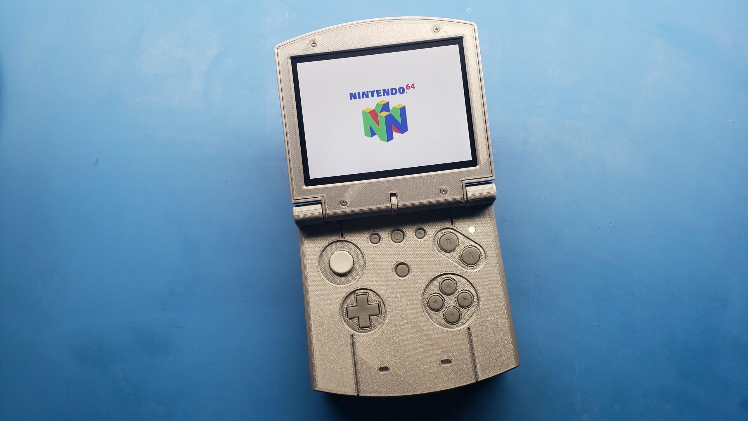 N64 SP (Gmanmodz)