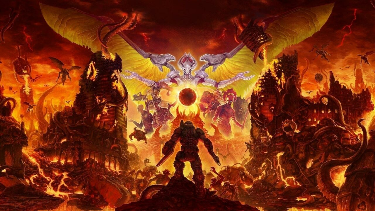 Doom Eternal est un exemple typique de surenchère visuelle et trouvera son public, tant il assume cette approche.
