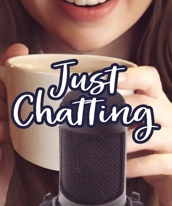 La fameuse icône de la catégorie Just Chatting.