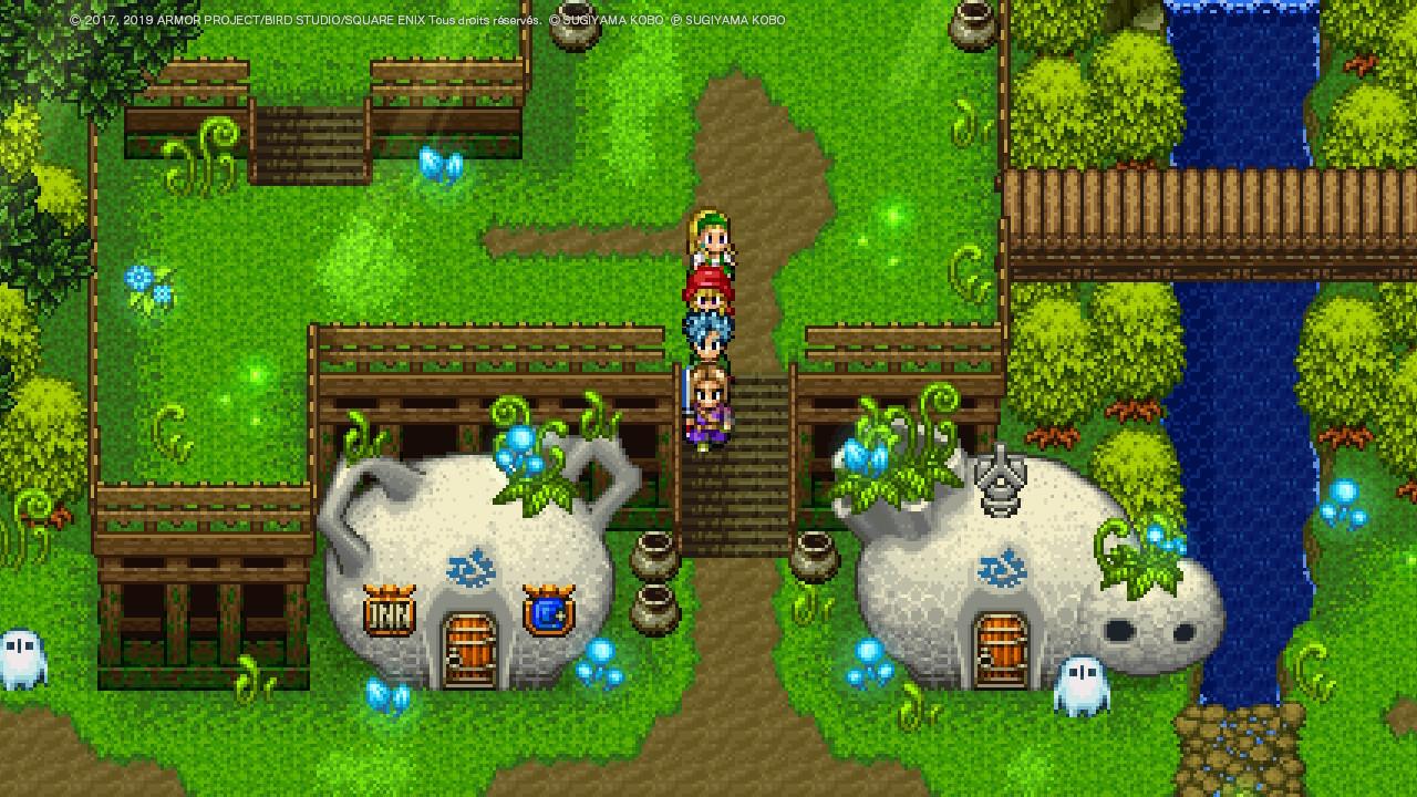 Le jeu peut se faire entièrement en 2D, et c'est une expérience totalement différente.