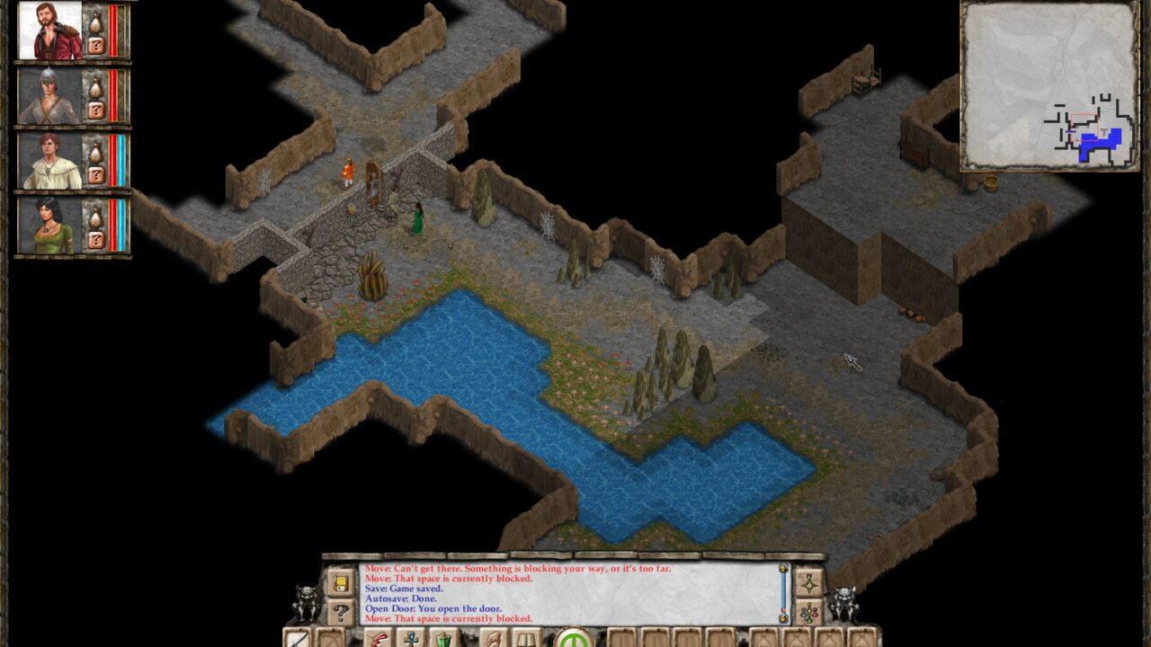 Le remaster du remaster d'Avernum (2011), cette fois sous-titré Escape From The Pit.