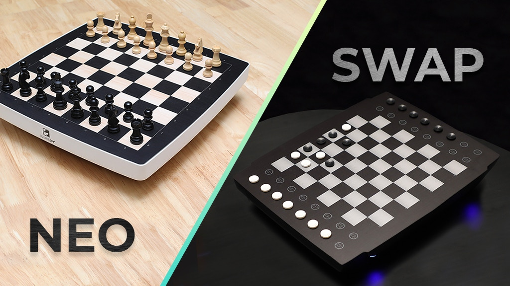 Square Off NEO / SWAP (InfiVention Technologies)