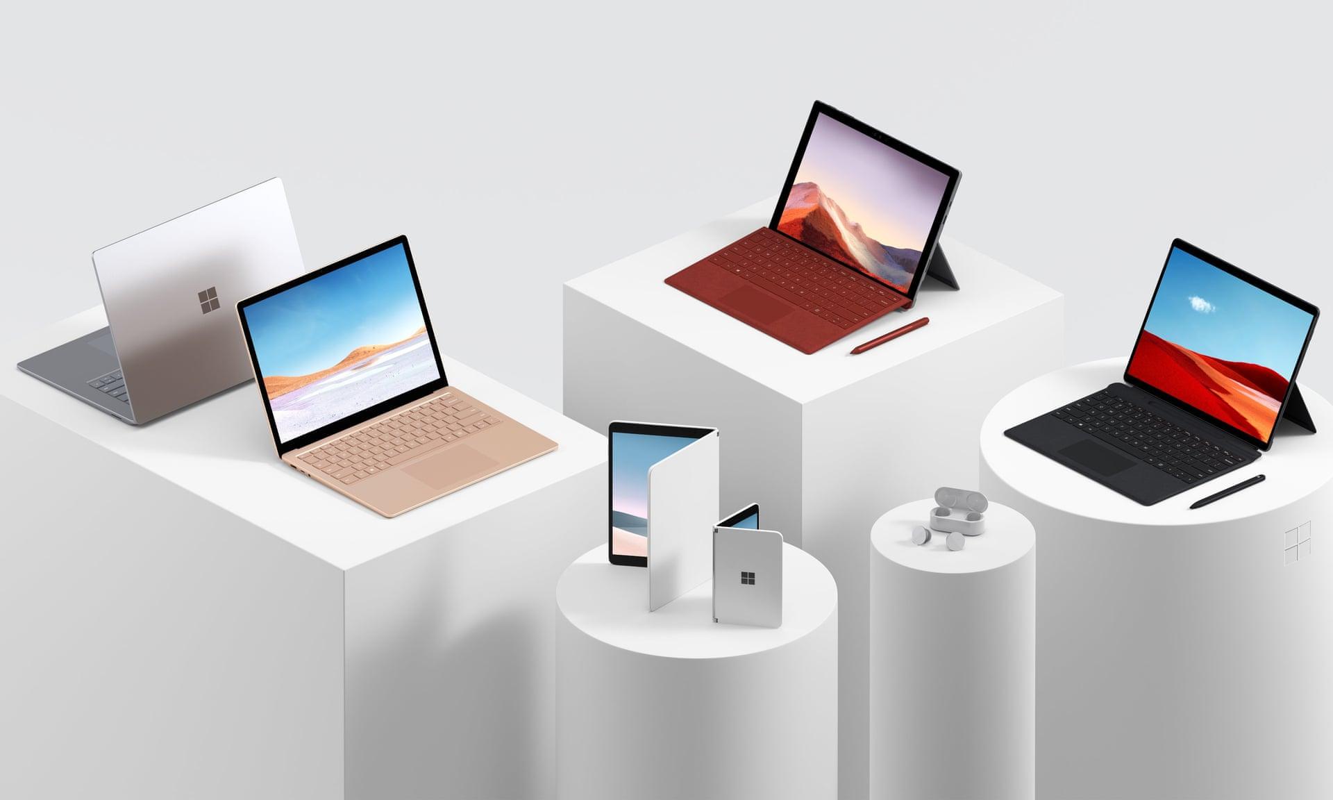 Surface Event (Microsoft)