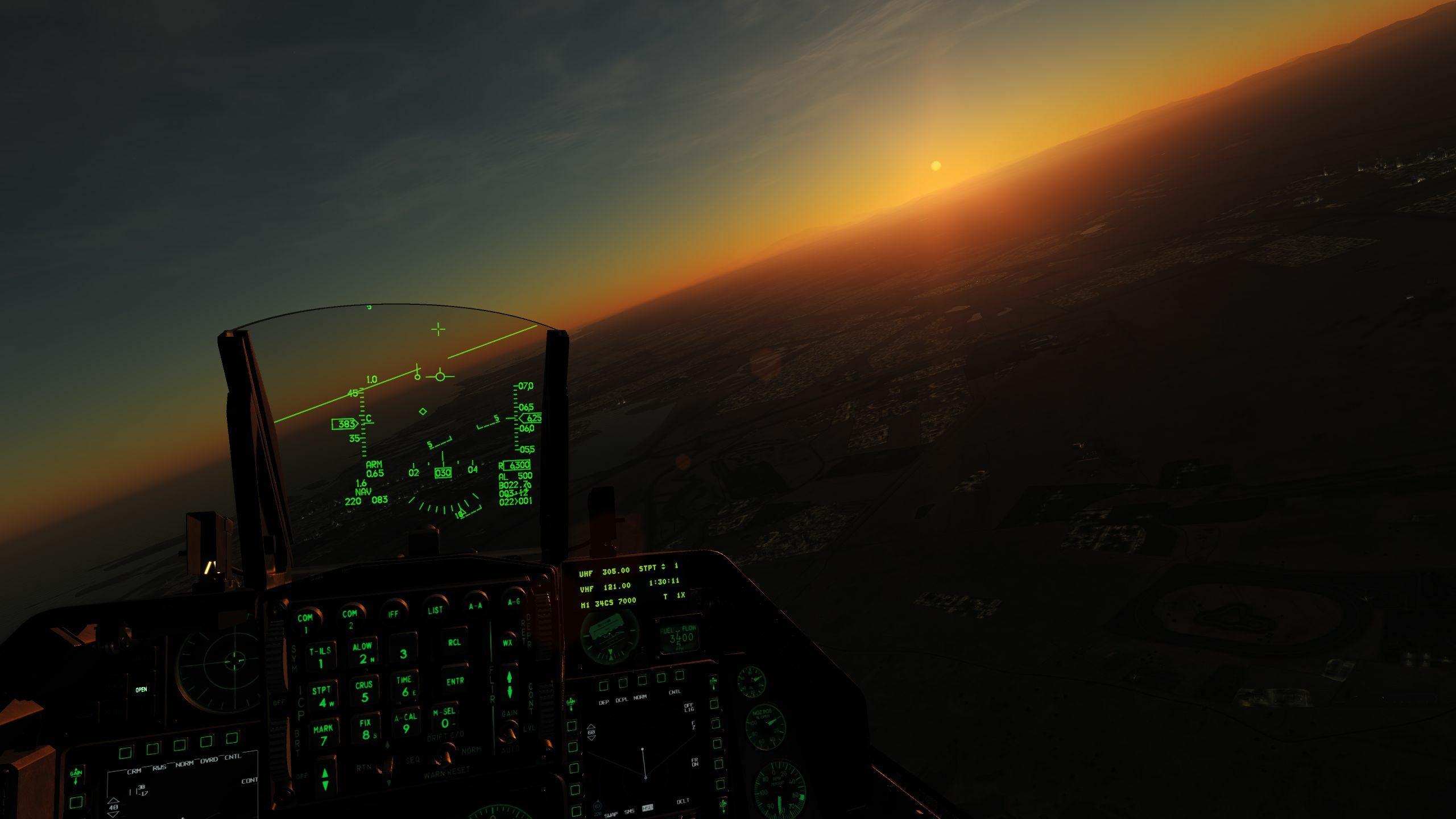 Profite bien de tes derniers mois DCS, dès que Flight Simulator sera sorti tu ne seras plus le générateur de fonds d'écran par excellence.