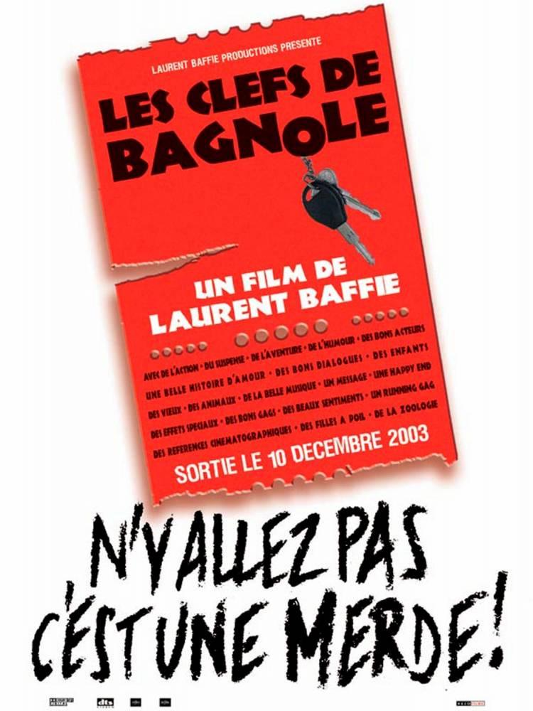 Une comédie dans la comédie de Laurent Baffie (on dirait un pseudo, mais c'est son vrai nom), pour ceux qui aiment le cinéma.