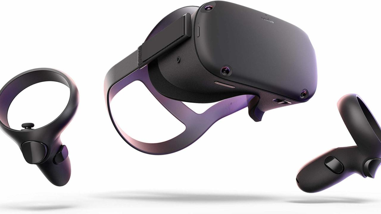 Oculus Rift S/Quest (Oculus VR)