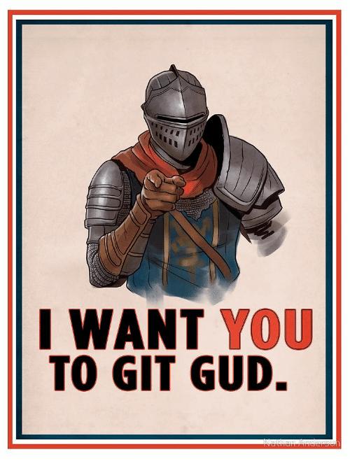 L'armée des vrais gamers.