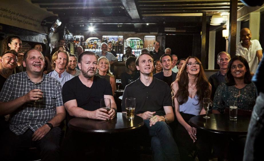 After Life, une série de Ricky Gervais en six épisodes, disponible sur Netflix.
