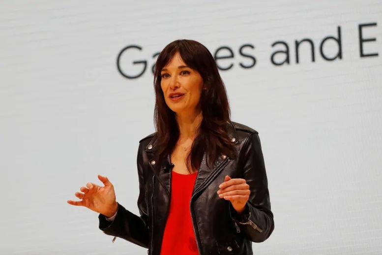 Jade Raymond a été embauchée pour diriger un studio de développement interne, Stadia Games and Entertainment.