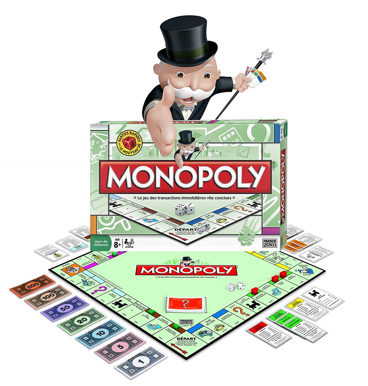 Monopoly, ou le cauchemar des planificateurs.