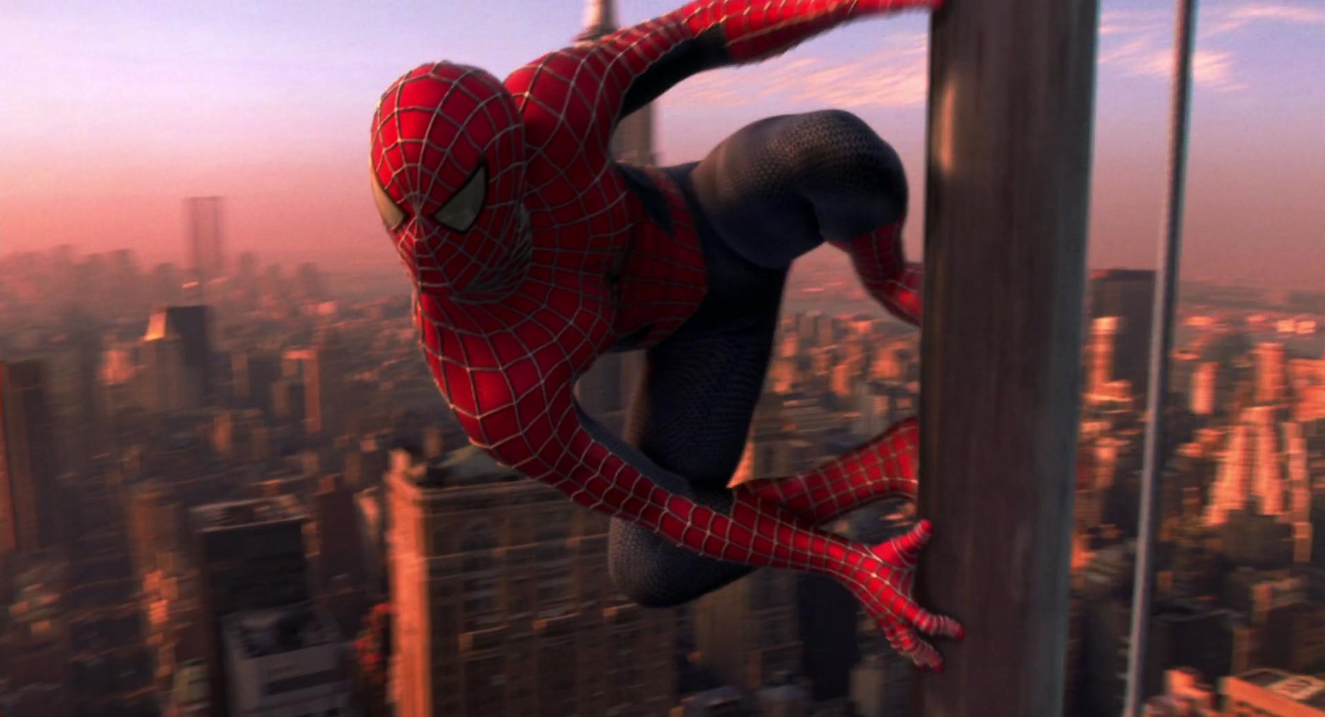 Spider-Man (c) Columbia Pictures 2002