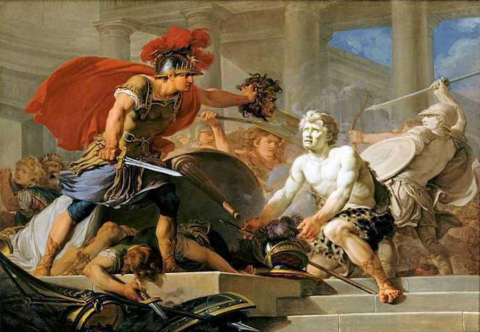Persée, l'un des tout premiers super-héros de l'Histoire.