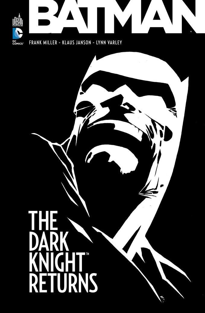 Batman : The Dark Knight Returns (1986) et Watchmen (1986-1987), les deux comics qui vont tout changer.