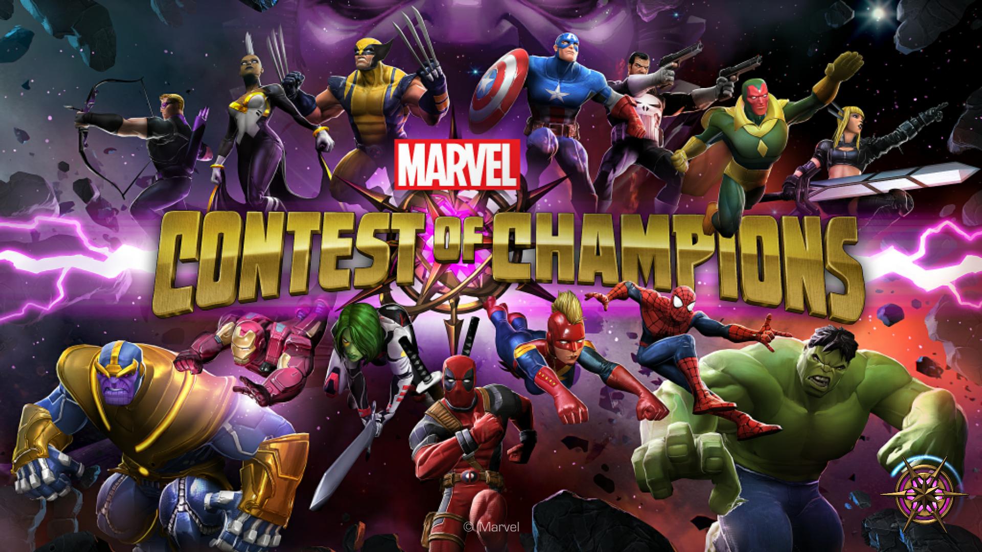 Si vous cherchez un jeu Marvel avec un gros casting, vous allez être servi.
