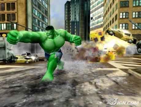 Smash, smash, smash! À peu de choses près la trame entière du jeu…