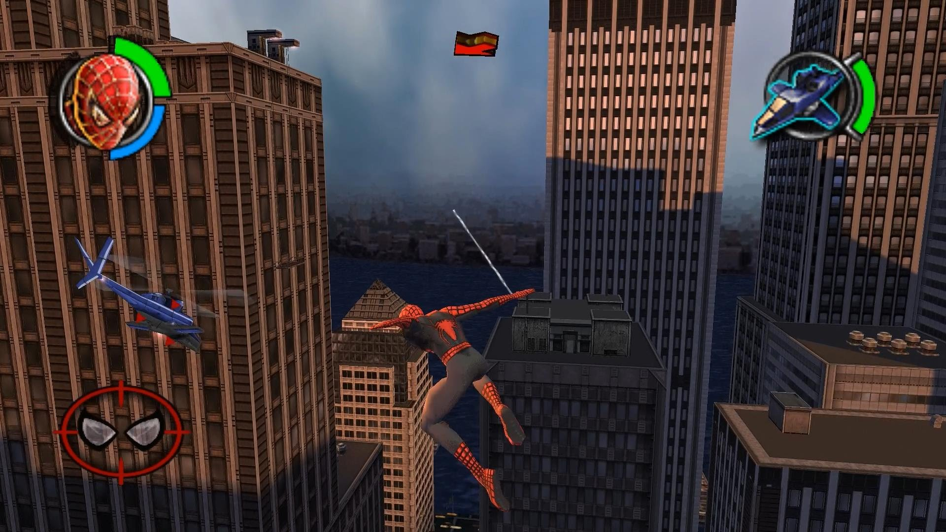 Vole, petite araignée, vole !