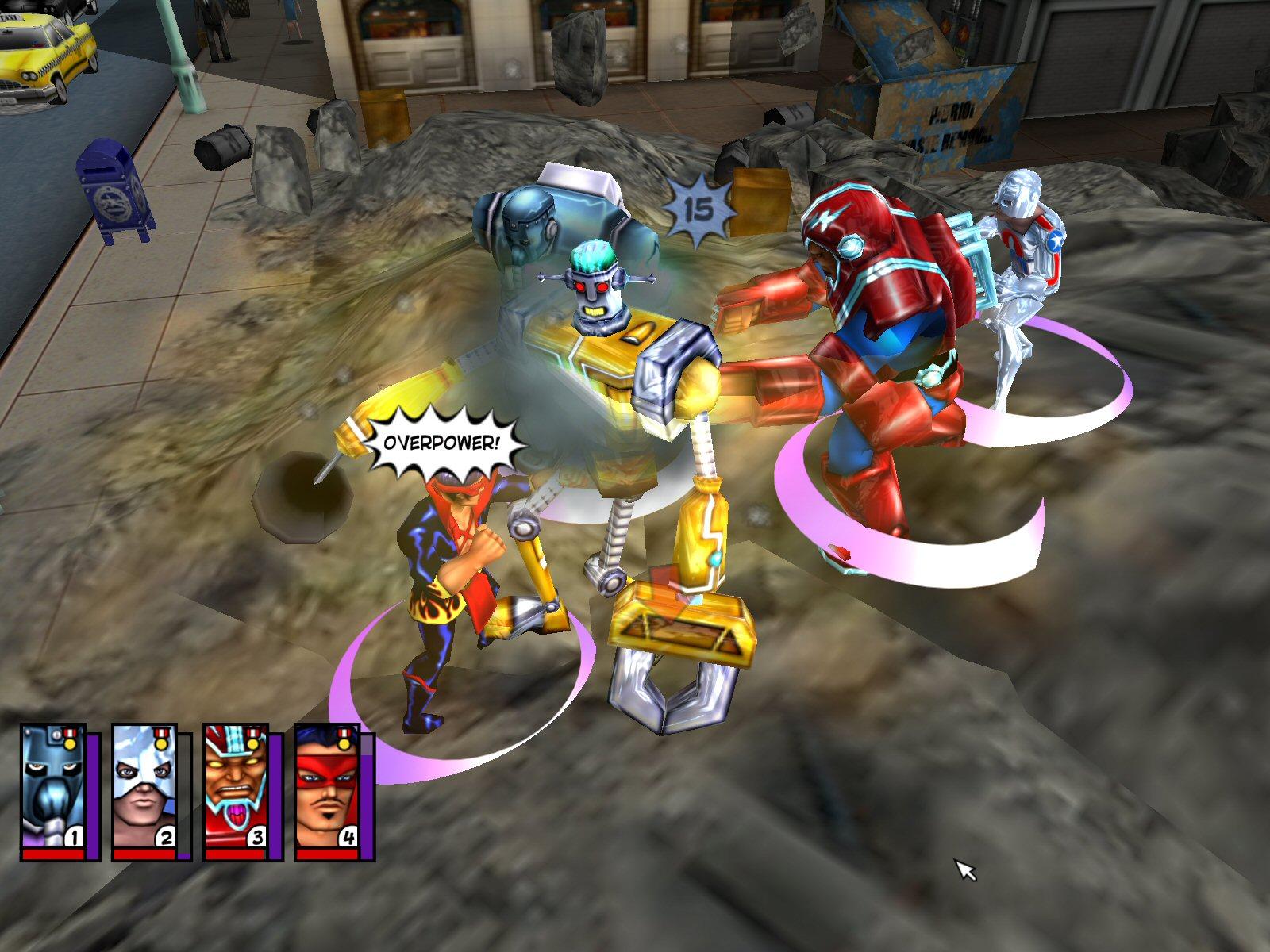 Freedom Force, le jeu de super-héros délicieusement suranné