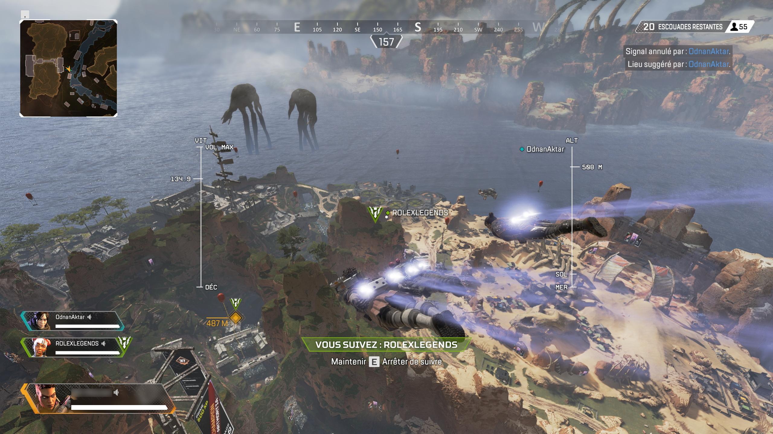 L'unique carte du jeu n'a rien de très original, si ce n'est une bonne utilisation de la verticalité par rapport aux autres jeux du même genre.