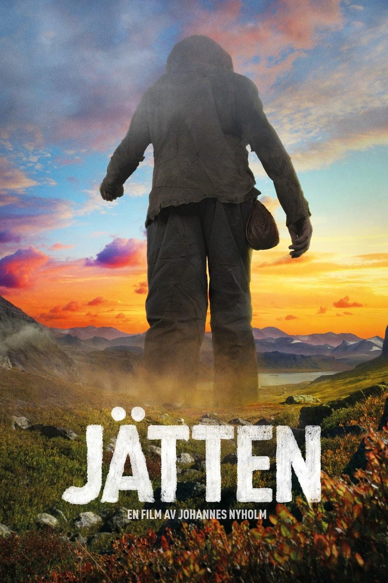 Jätten, un film de Johannes Nyholm, disponible en DVD.