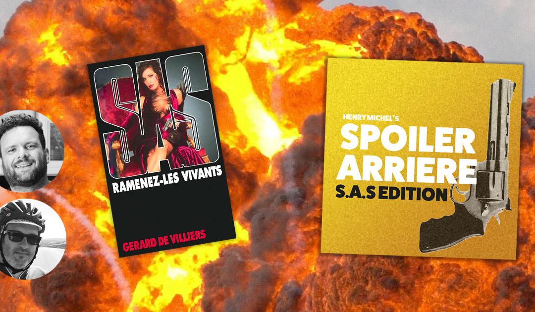 «Spoiler arrière: SAS 153», une émission Riviera Ferraille, disponible gratuitement sur iTunes et Soundcloud : https://soundcloud.com/spoilerarriere