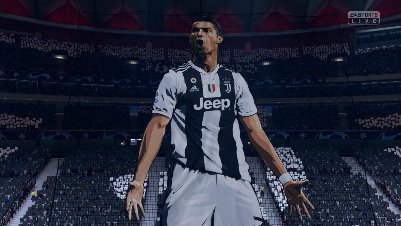 FIFA 19 - On attend encore de connaître la réaction d'Electronic Arts sur le long terme suite aux accusations graves concernant Cristiano Ronaldo, star vieillissante mais éminemment bankable.