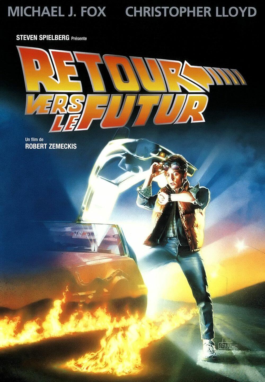 Trois films de Robert Zemeckis, avec Michael J. Fox et Christopher Lloyd.