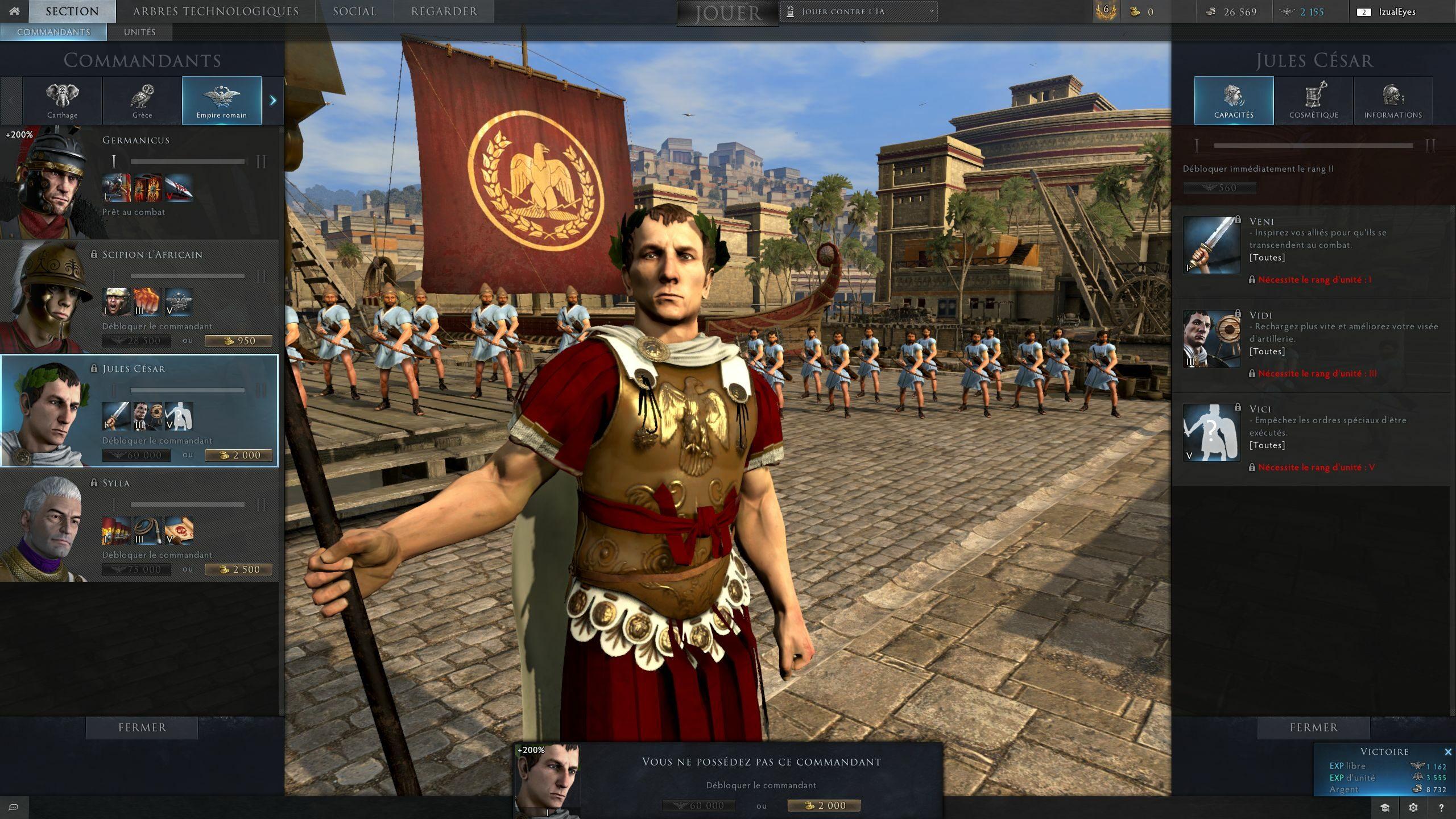 Malheureusement pour Jules César, la chirurgie esthétique n'en était qu'à ses balbutiements pendant l'Antiquité.