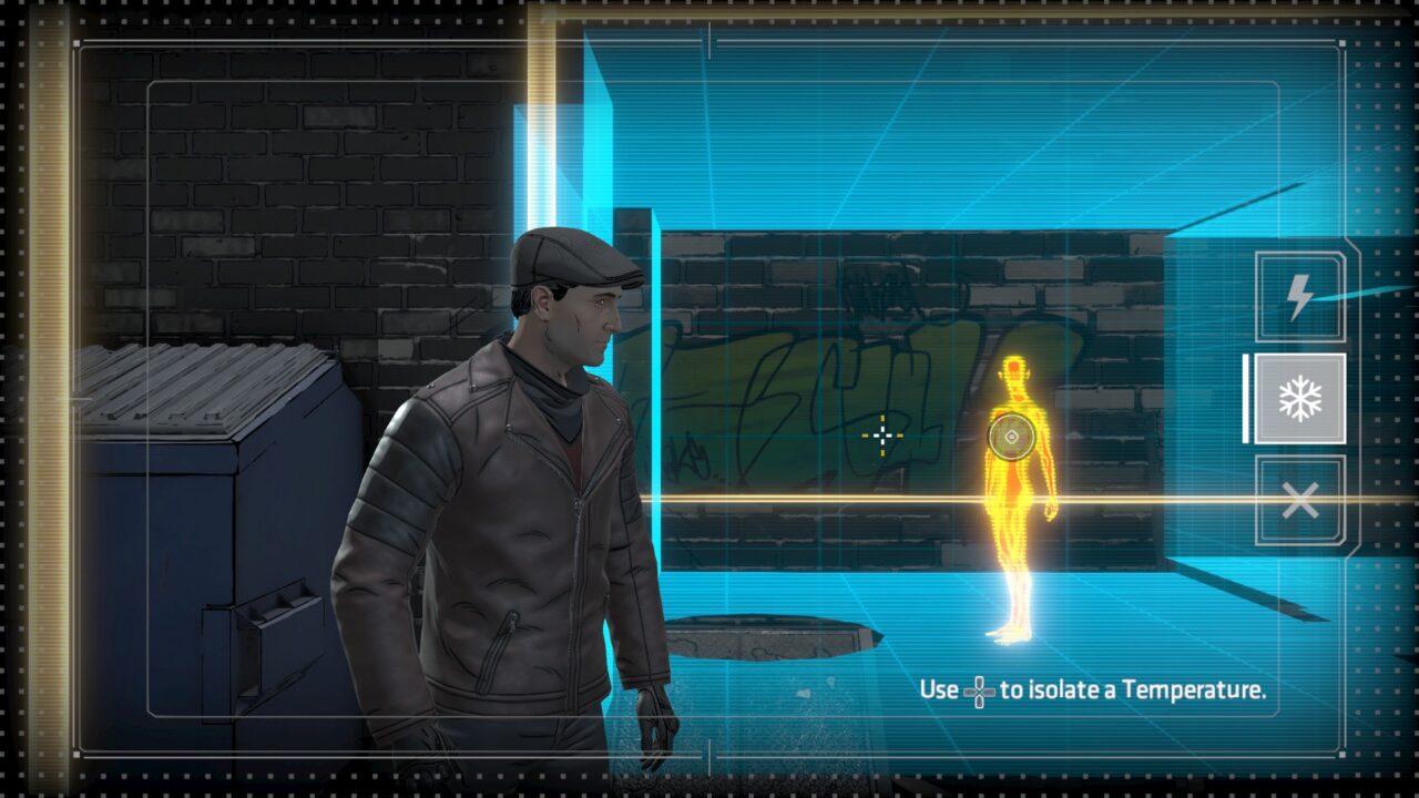 Telltale a intégré des mécaniques d'enquête dans A Wolf Among Us et ses Batman, mais il ne s'agit que d'une petite partie des jeux.