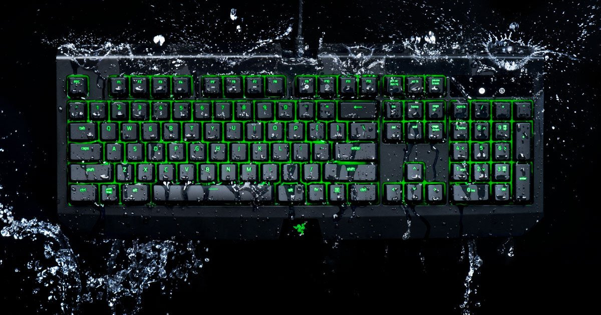 Blackwidow Ultimate 2017 (Razer)