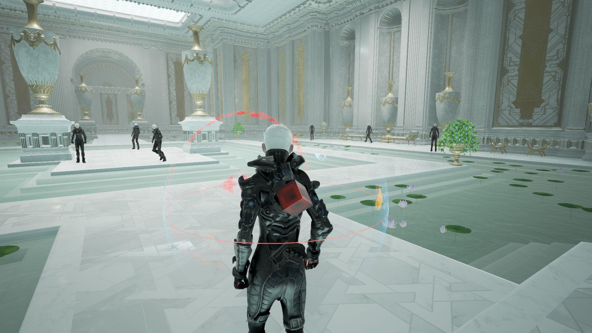 Izual se demande qui allume les torches dans les donjons abandonnés de Skyrim. Moi j'aimerais savoir qui fait la poussière dans le palais éternel d'Echo.