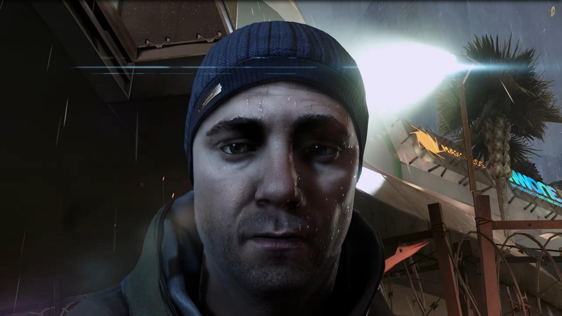 L'image est un peu sombre, les couleurs un peu ternes, mais le flux vidéo diffusé par Sony passe quand même très bien sur des titres « propres » comme Killzone Shadow Fall (PS4).