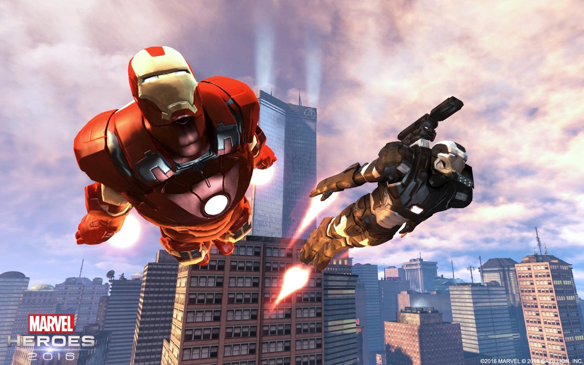 Gazillion, développeur de Marvel Heroes, a fermé fin novembre.