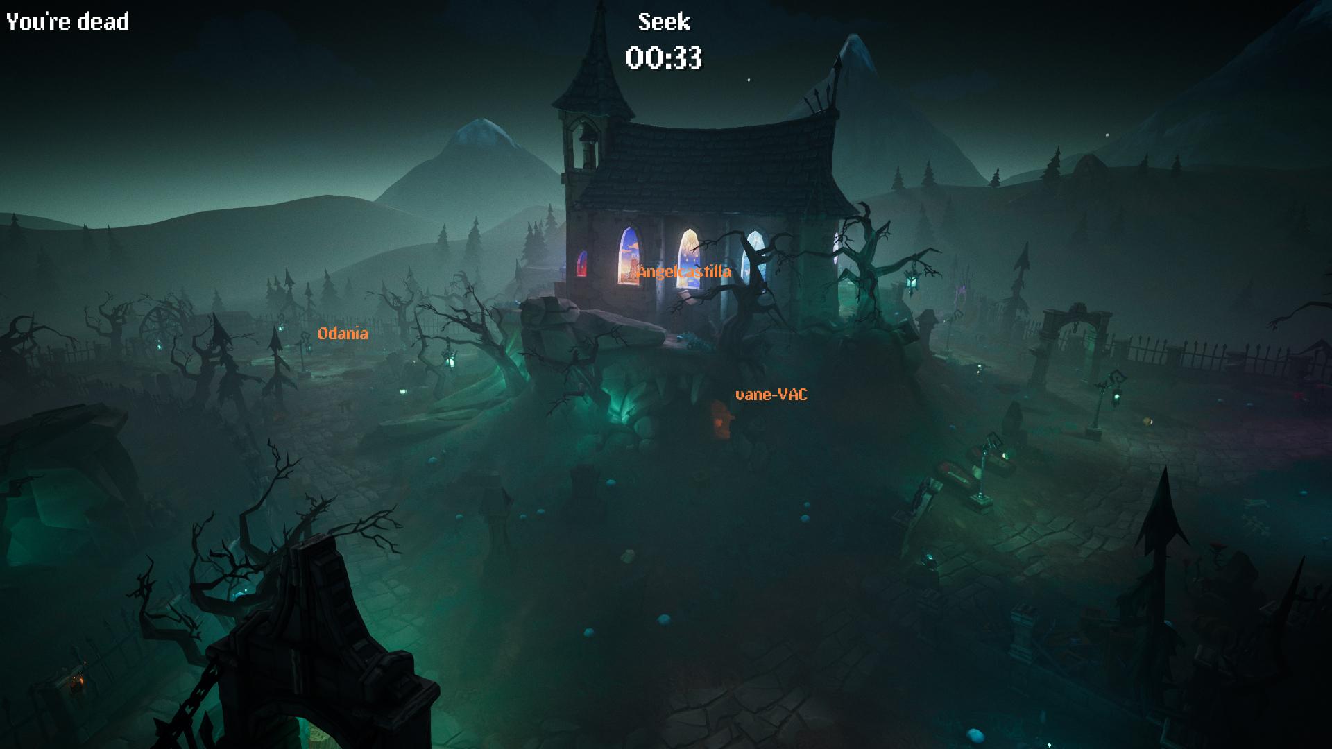 En chipotant un peu, on pourrait dire que certains niveaux sont un poil trop vastes pour 16 joueurs. Mais nom de Zeus, qu'est-ce que c'est mignon à regarder.